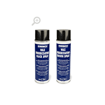 RETECH WAX UNDERCOATING SPRAY 400ML