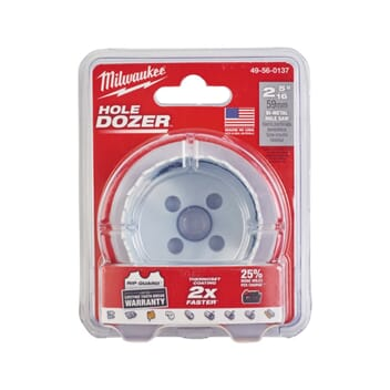 MILWAUKEE HULL BIMET HD 59MM