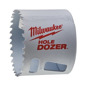 MILWAUKEE HULL BIMET HD 60MM