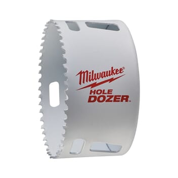 MILWAUKEE HULL BIMET HD 92 MM