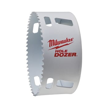 MILWAUKEE HULL BIMET HD 105MM