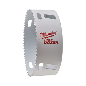 MILWAUKEE HULL BIMET HD 127MM