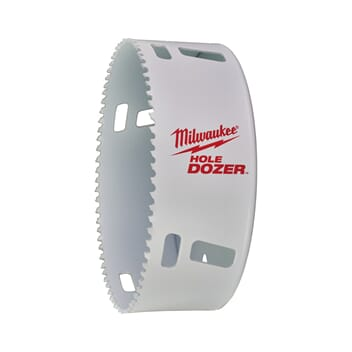 MILWAUKEE HULL BIMET HD 133MM