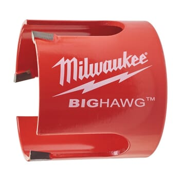 MILWAUKEE BIG HAWG HULL 76 MM