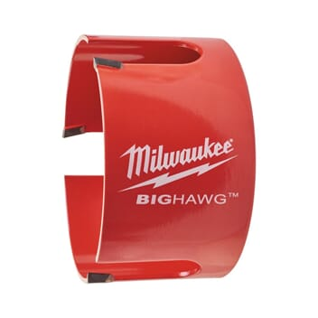 MILWAUKEE BIG HAWG HULL 117 MM