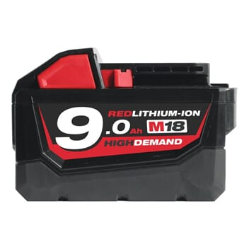 MILWAUKEE M18 BATTERI 9AH
