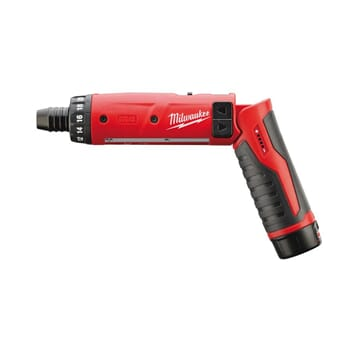 MILWAUKEE M4 SKRUTREKKER D-202