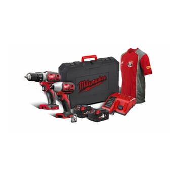 MILWAUKEE M18 POWERPACK SET BPP2D-402C