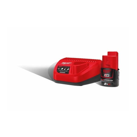 MILWAUKEE M12 BATTERISETT NRG-201