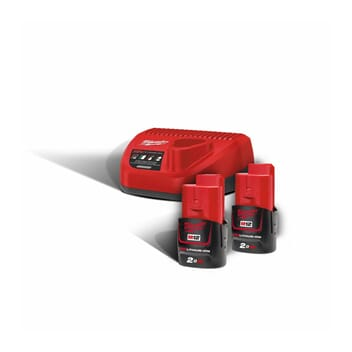 MILWAUKEE M12 BATTERISETT NRG-202