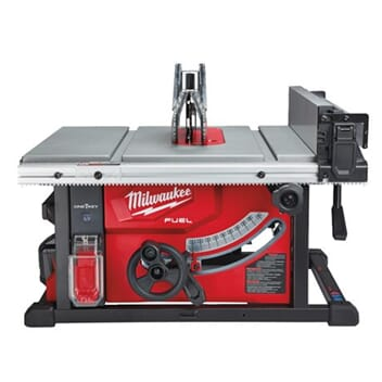 MILWAUKEE M18 BORDSAG FUEL FTS210-121B
