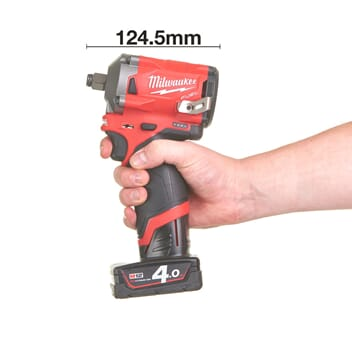 MILWAUKEE M12 MUTTERTREKKER 339NM FIWF12-422X